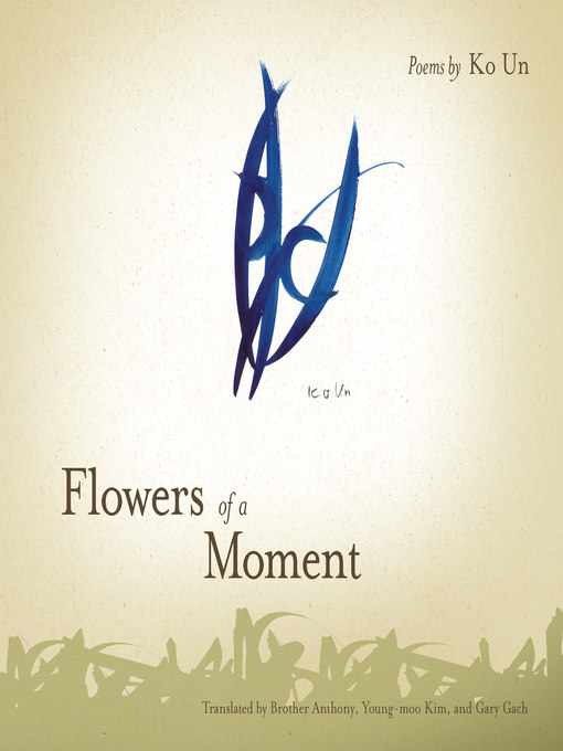 Cover of Flowers of a Moment
