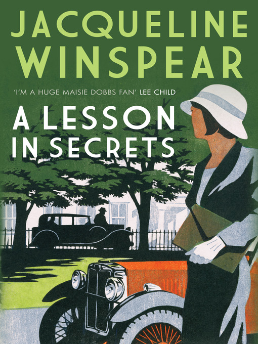 Title details for A Lesson in Secrets by Jacqueline Winspear - Available