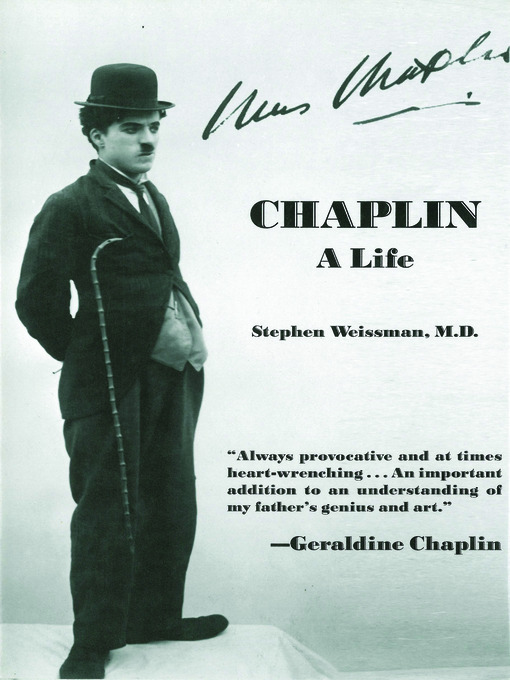 Title details for Chaplin by Stephen Weissman - Available