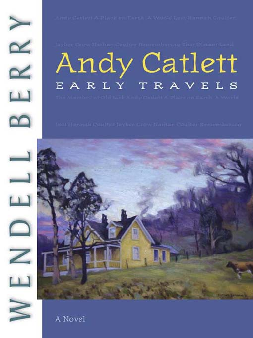 Title details for Andy Catlett by Wendell Berry - Available