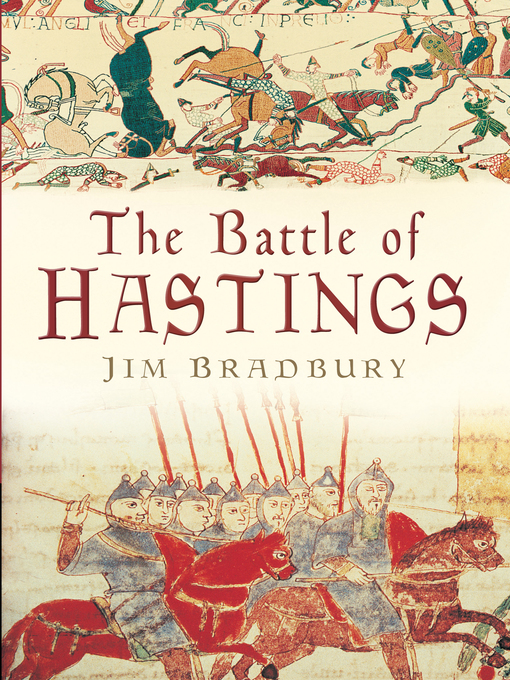 Cover of The Battle of Hastings