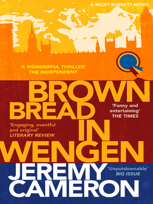 Title details for Brown Bred In Wengen by Jeremy Cameron - Available