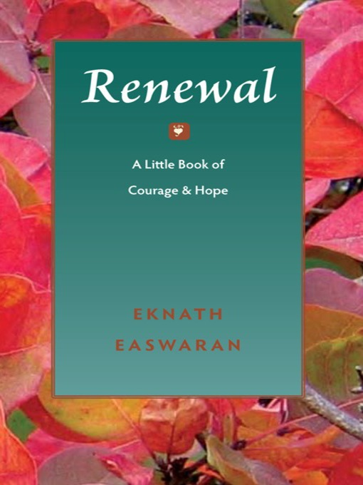 Cover image for Renewal