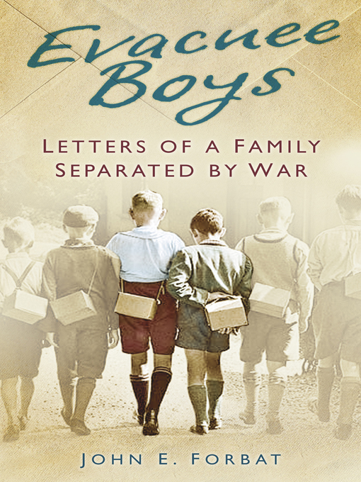 Cover of Evacuee Boys