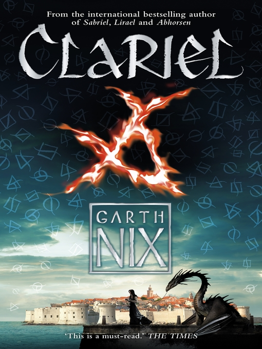 Title details for Clariel by Garth Nix - Available