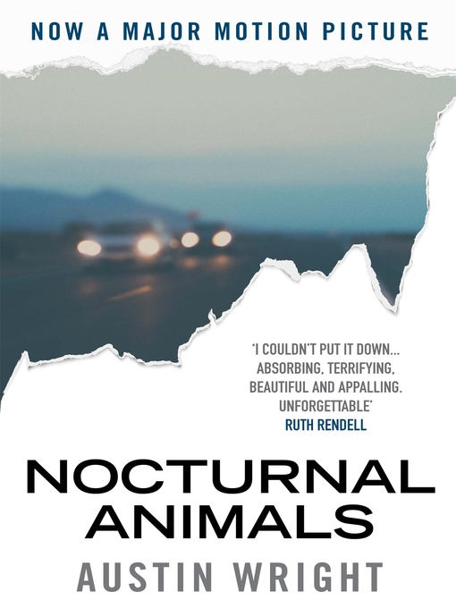 Title details for Nocturnal Animals by Austin Wright - Wait list