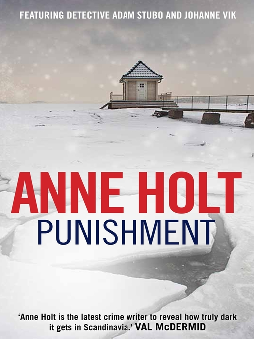 Title details for Punishment by Anne Holt - Wait list