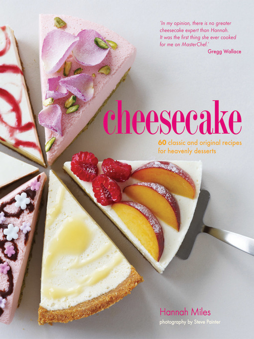 Title details for Cheesecake by Hannah Miles - Available