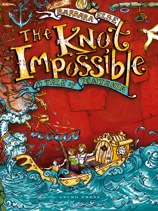 Title details for The Knot Impossible by Barbara Else - Available