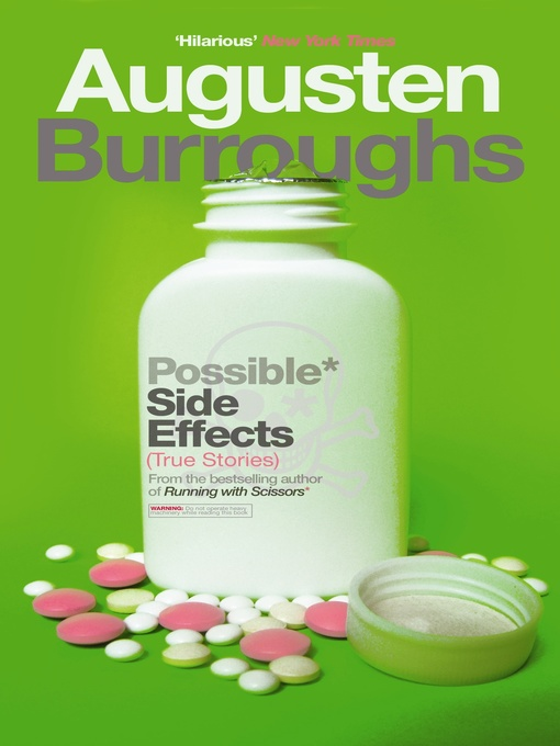 Title details for Possible Side Effects by Augusten Burroughs - Available