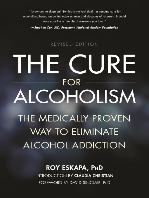 Title details for The Cure for Alcoholism by Roy Eskapa - Wait list