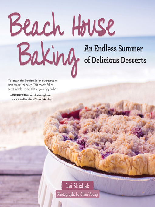 Title details for Beach House Baking by Lei Shishak - Wait list