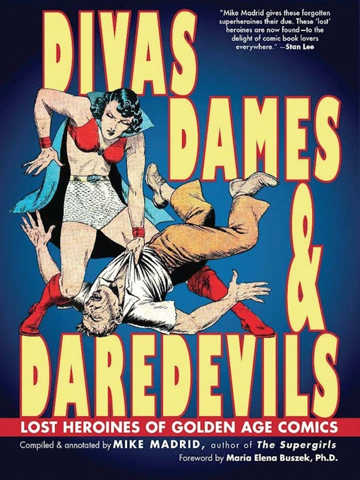 Title details for Divas, Dames & Daredevils by Mike Madrid - Available