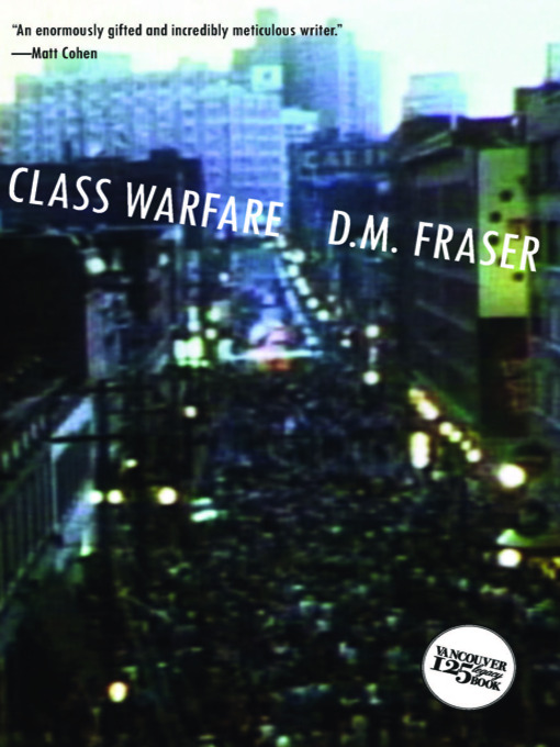Title details for Class Warfare by D.M. Fraser - Available