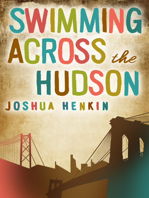 Cover of Swimming Across the Hudson