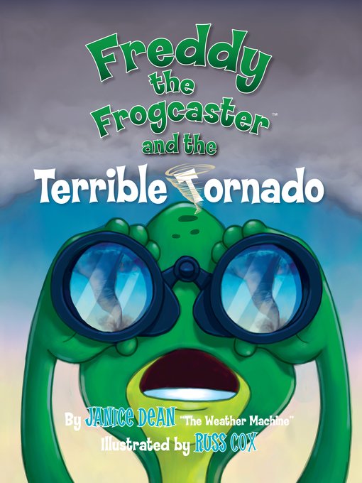 Cover of Freddy the Frogcaster and the Terrible Tornado