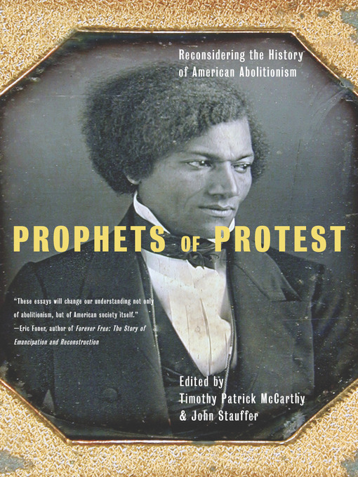 Title details for Prophets of Protest by Timothy Patrick McCarthy - Available