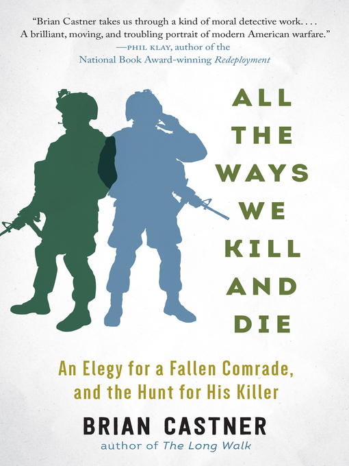 Cover of All the Ways We Kill and Die