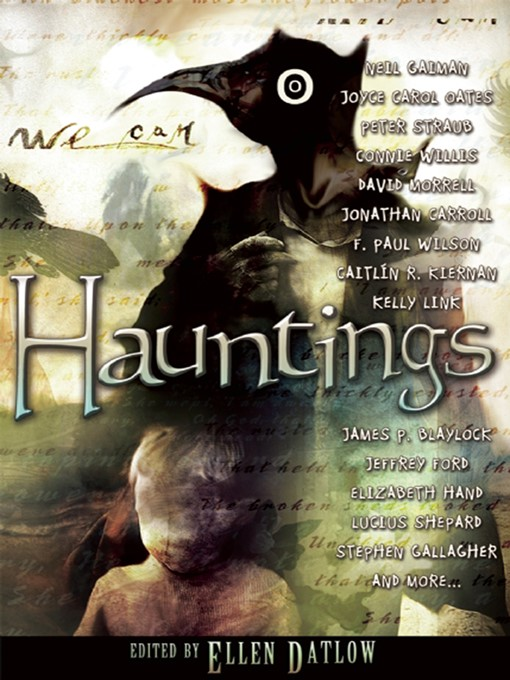 Cover image for Hauntings