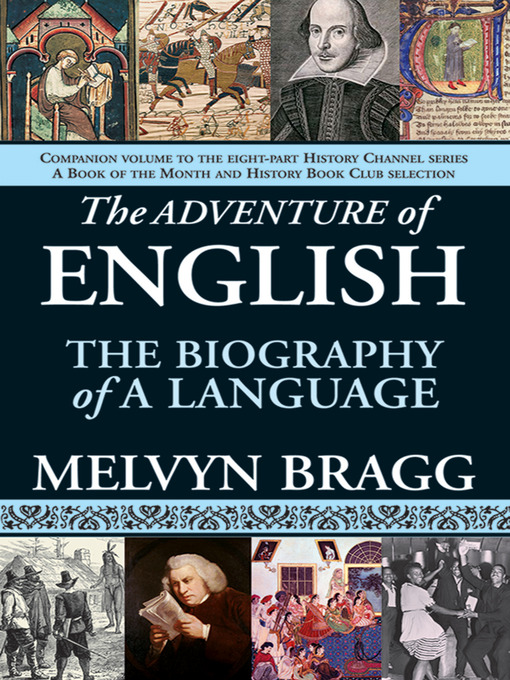 Cover of The Adventure of English