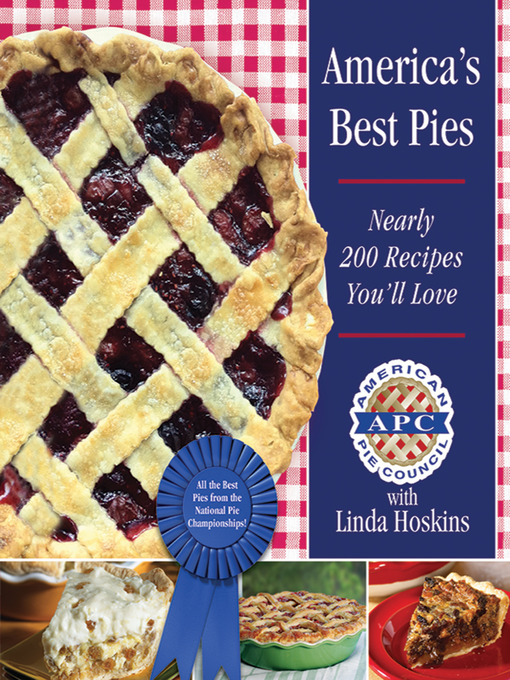 Title details for America's Best Pies by American Pie Council - Wait list