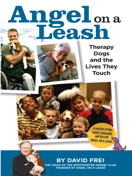 Title details for Angel on a Leash by David Frei - Available