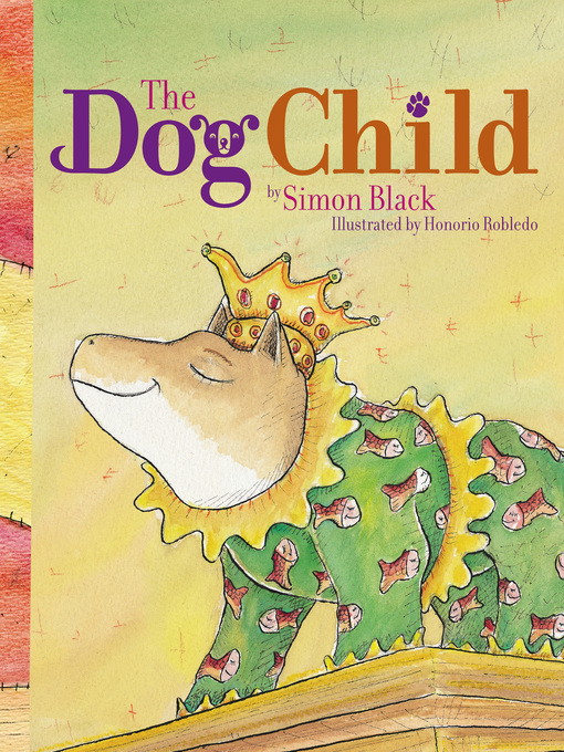 Cover of The Dog Child