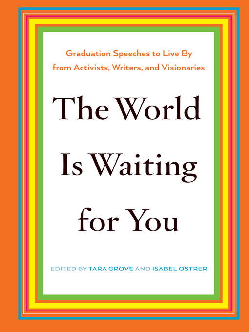 Title details for The World Is Waiting for You by Tara Grove - Wait list