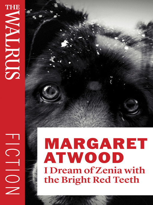 Cover of I Dream of Zenia with the Bright Red Teeth