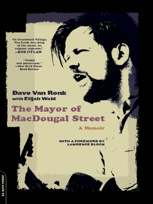 Title details for The Mayor of MacDougal Street by Dave Van Ronk - Available