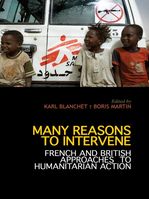 Title details for Many Reasons to Intervene by Karl Blanchet - Available