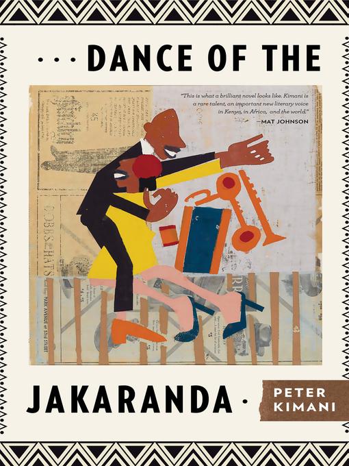 Title details for Dance of the Jakaranda by Peter Kimani - Wait list
