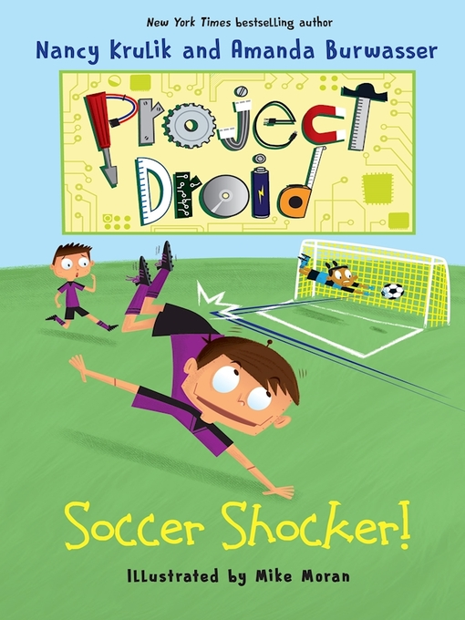 Title details for Soccer Shocker by Nancy Krulik - Available
