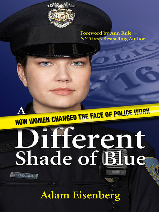 Title details for A Different Shade of Blue by Adam Eisenberg - Wait list