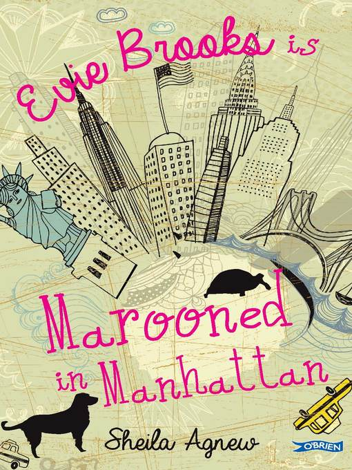 Cover of Marooned in Manhattan