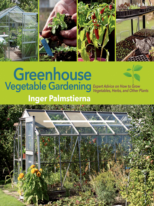 Cover of Greenhouse Vegetable Gardening
