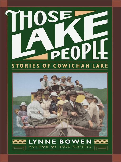 Title details for Those Lake People by Lynne Bowen - Available