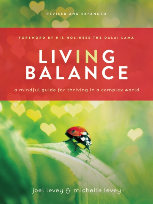Living in Balance  Ontario Library Service – Download Centre -> Living Blanc