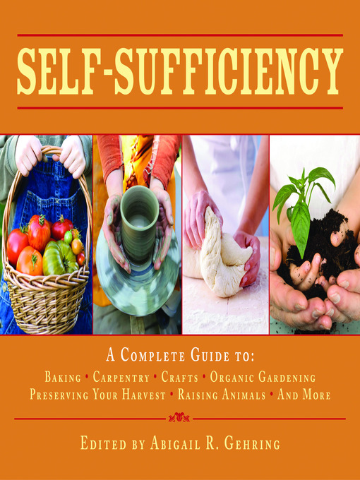 Title details for Self-Sufficiency by Abigail R. Gehring - Wait list
