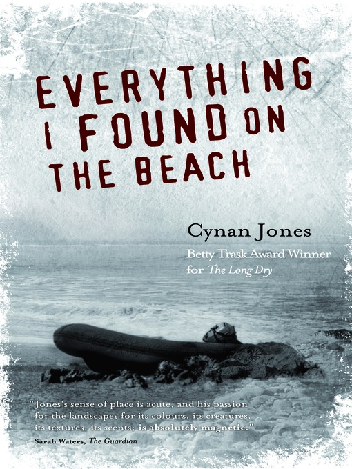 Title details for Everything I Found On the Beach by Cynan Jones - Available