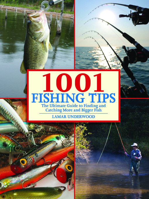 Title details for 1001 Fishing Tips by Lamar Underwood - Available