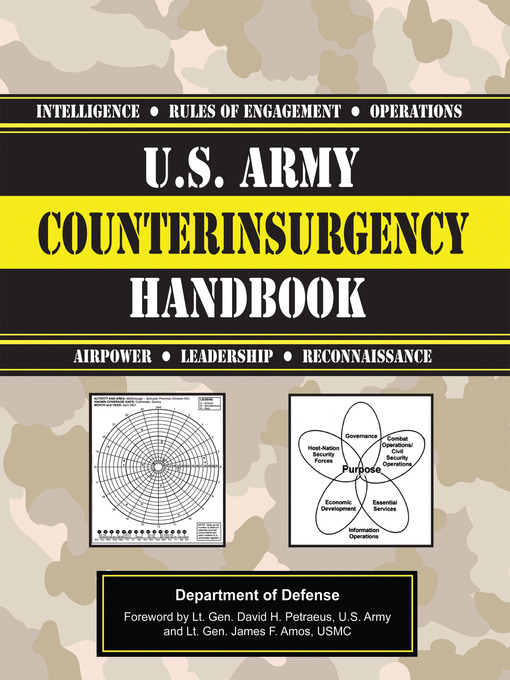 counterinsurgency based on sound intelligence There are lessons to be learned from our counterinsurgency efforts in vietnam that remain relevant today chief among them is this: although our understanding and steadfast support can make a significant difference, ultimate success depends on the people we are assisting.