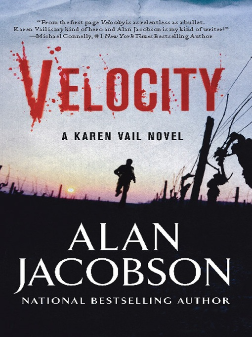 Title details for Velocity by Alan Jacobson - Wait list