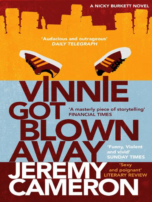 Title details for Vinnie Got Blown Away by Jeremy Cameron - Wait list