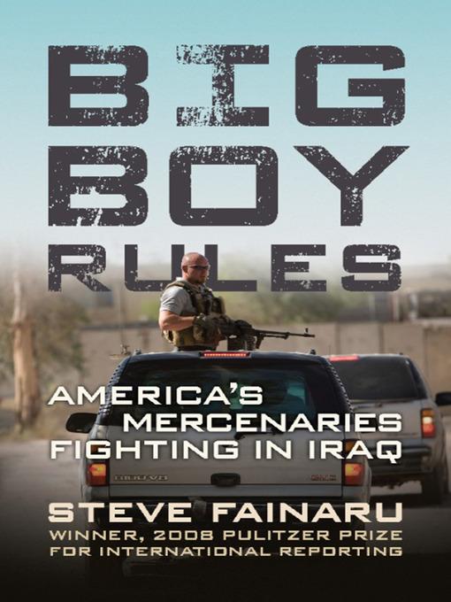 Title details for Big Boy Rules by Steve Fainaru - Wait list