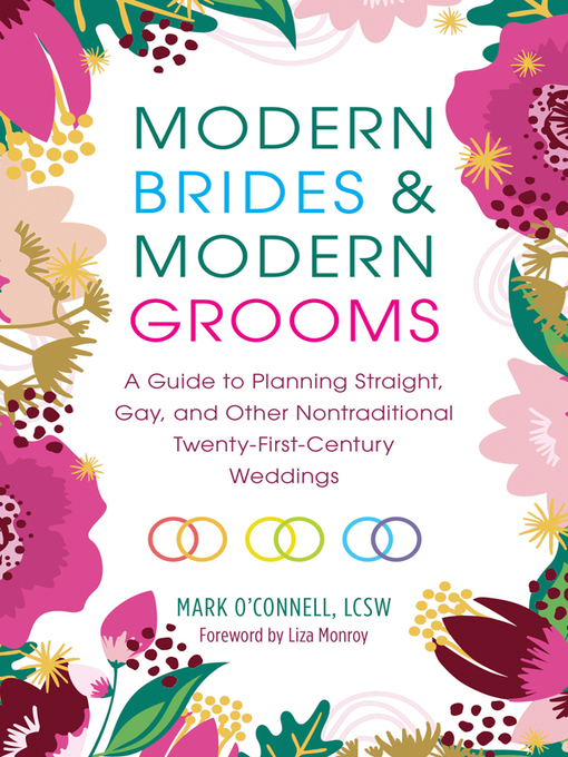 Title details for Modern Brides & Modern Grooms by Mark O'Connell, LCSW - Available