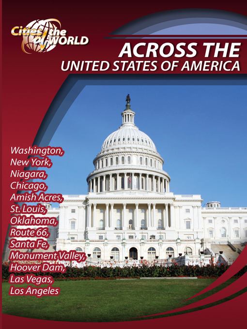 Title details for Across the USA by Shepherd Entertainment - Available