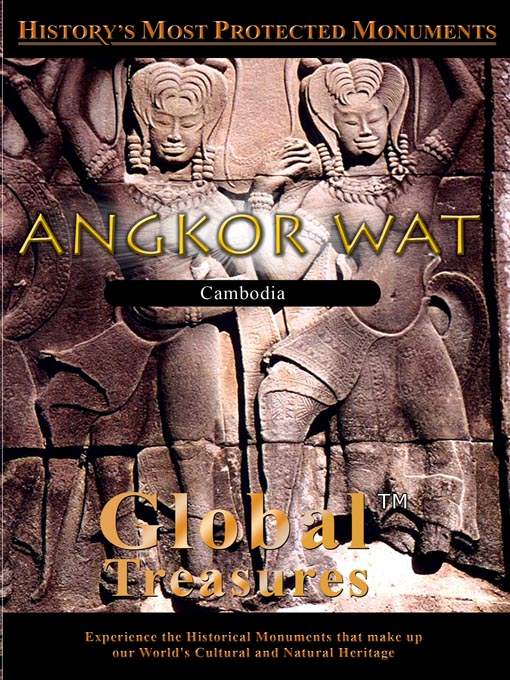 Cover of Angkor Wat Cambodia