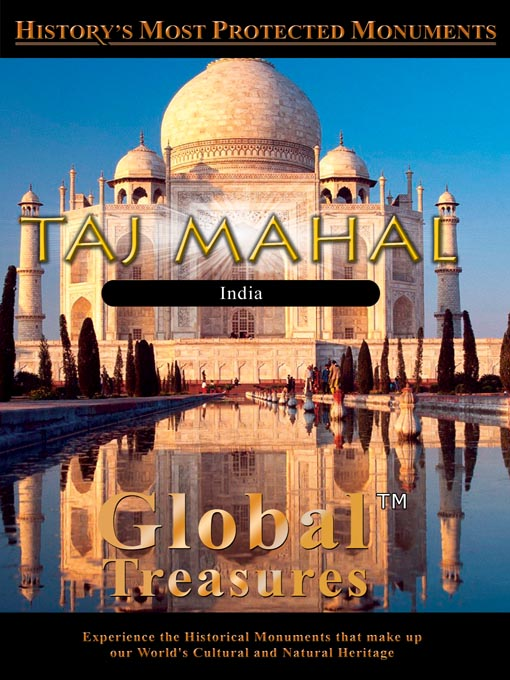 Cover image for Taj Mahal India
