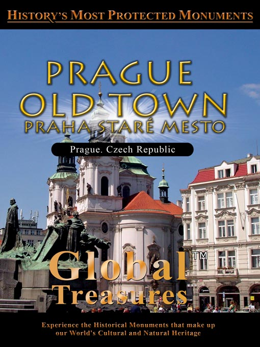 Cover of Prague Old Town Praha Stare Mesto Czech Republic